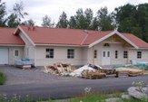 Nybyggnad Fiskarheden villa